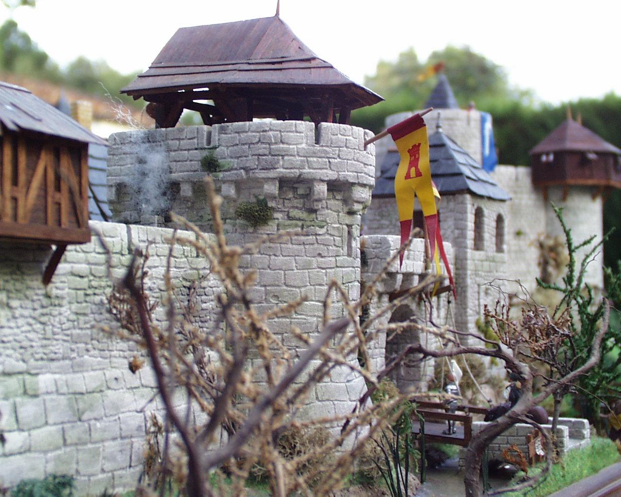 La tour en fer à cheval