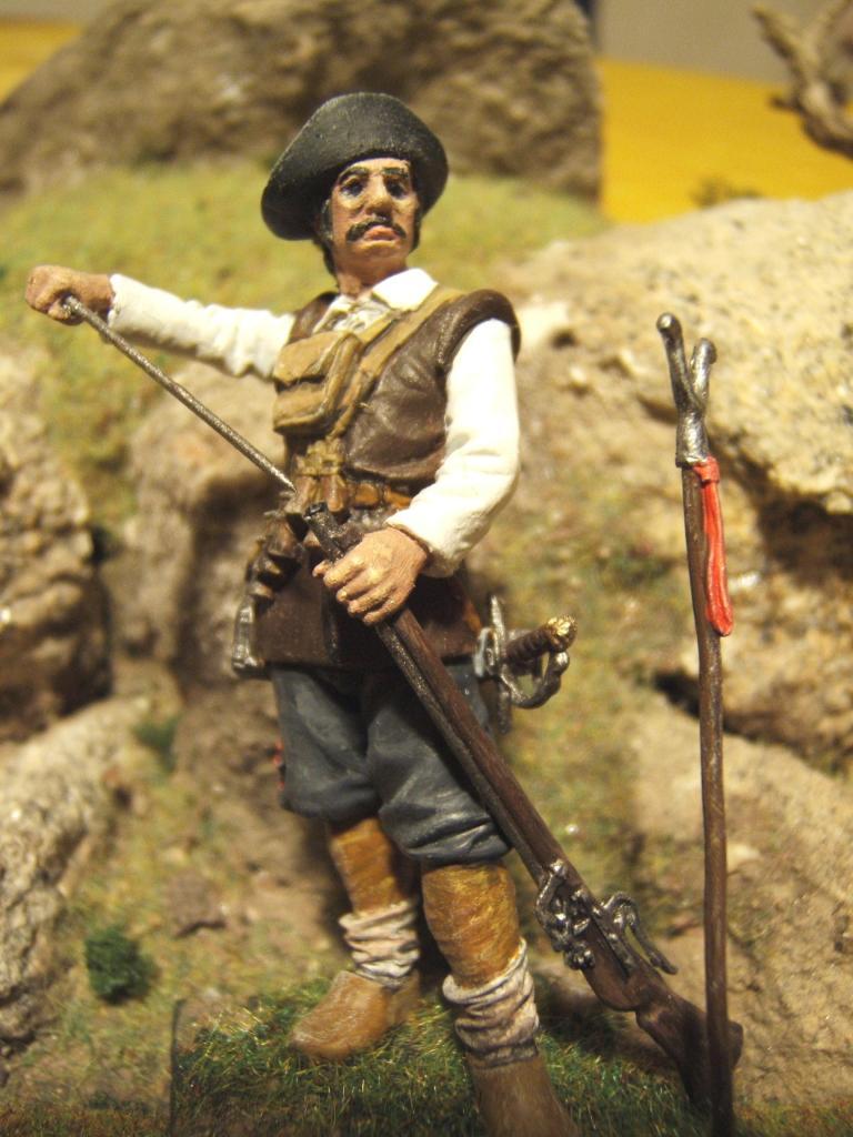 Soldat des tercios
