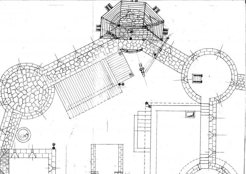 Plan chateau