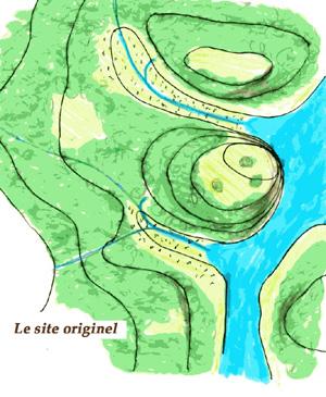 Site origine